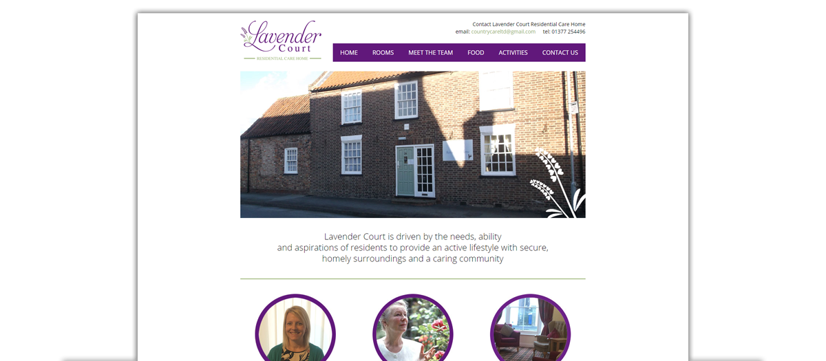 Lavender Court Residential Care Home