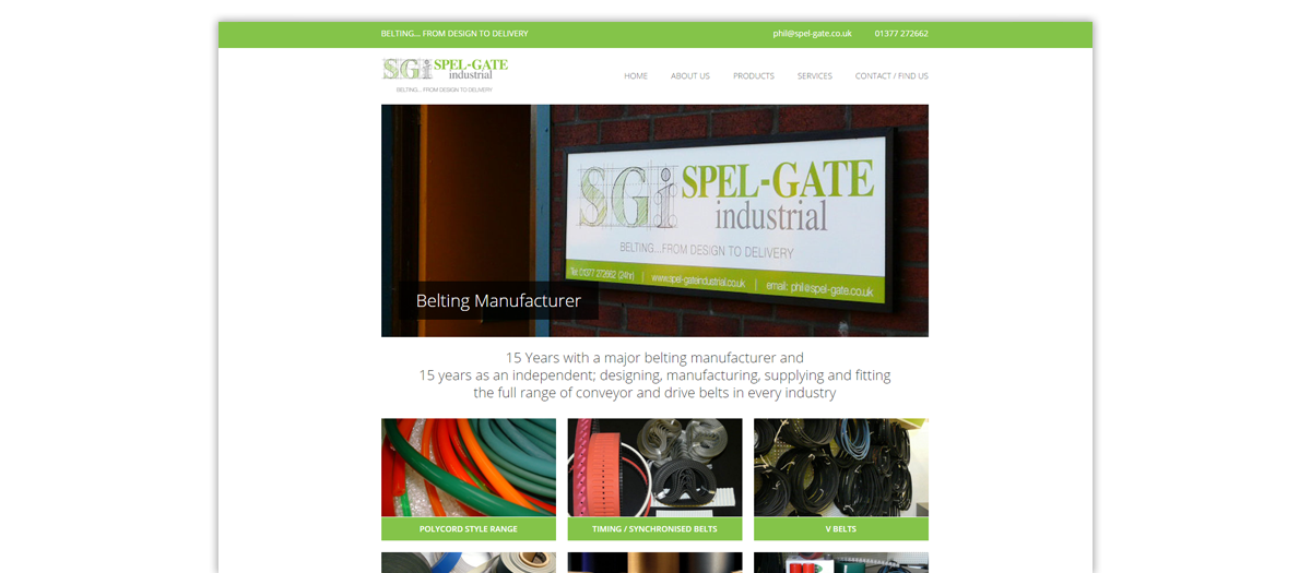 Spel-Gate Industrial